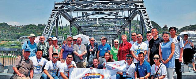 这座在兰州的黄河铁桥,已经110岁了!