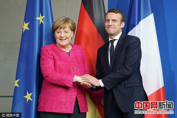 """""""法德合作""""再开张,""""重启欧洲""""志远行难"""