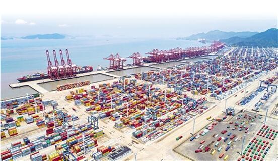 舟山进出口总额首次突破千亿元_增幅居全省第一