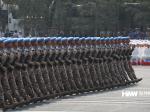 女兵方队英姿飒爽:女将军新中国国庆阅兵史上首次亮相