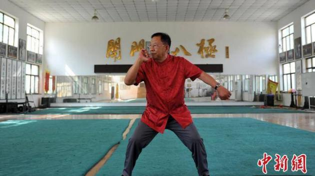 """孟村走向世界的""""游戏主角"""" 冀八极拳文化在世界生根发芽"""
