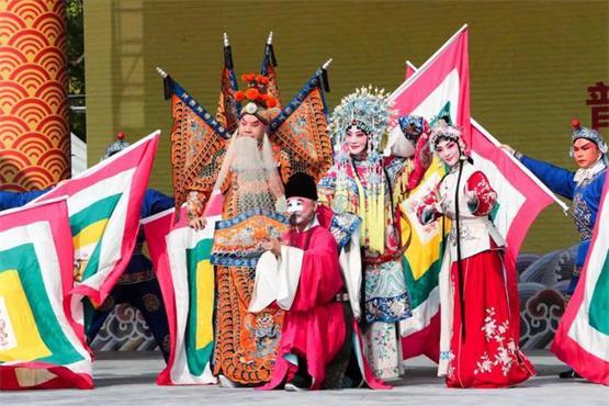 2020中国戏曲文化周亮相北京园博园